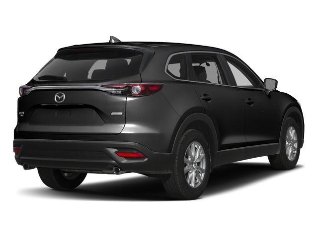 Jet Black Mica 2017 Mazda CX-9 Pictures CX-9 Utility 4D Sport AWD I4 photos rear view