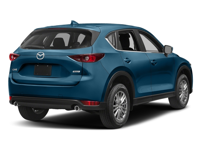Eternal Blue Mica 2017 Mazda CX-5 Pictures CX-5 Utility 4D Sport 2WD I4 photos rear view