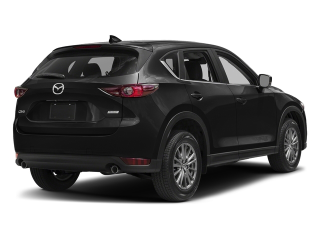 Jet Black Mica 2017 Mazda CX-5 Pictures CX-5 Utility 4D Touring 2WD I4 photos rear view