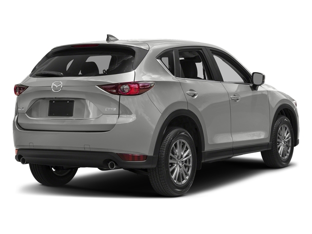 Sonic Silver Metallic 2017 Mazda CX-5 Pictures CX-5 Utility 4D Touring 2WD I4 photos rear view