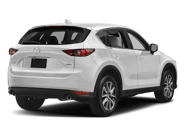 Snowflake White Pearl Mica 2017 Mazda CX-5 Pictures CX-5 Utility 4D GT 2WD I4 photos rear view
