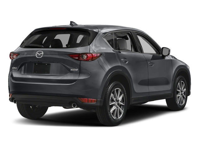 Machine Gray Metallic 2017 Mazda CX-5 Pictures CX-5 Utility 4D GT 2WD I4 photos rear view