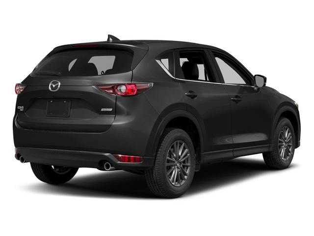 Jet Black Mica 2017 Mazda CX-5 Pictures CX-5 Utility 4D Touring AWD I4 photos rear view