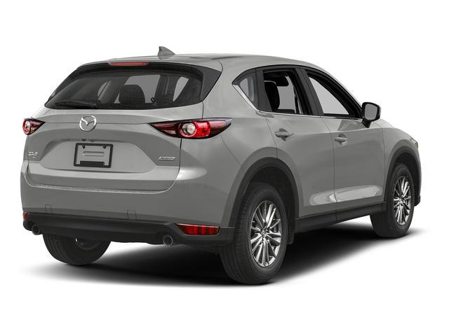 Sonic Silver Metallic 2017 Mazda CX-5 Pictures CX-5 Utility 4D Sport AWD I4 photos rear view