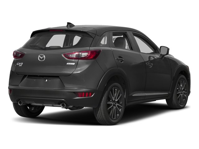 Meteor Gray Mica 2017 Mazda CX-3 Pictures CX-3 Utility 4D GT AWD I4 photos rear view