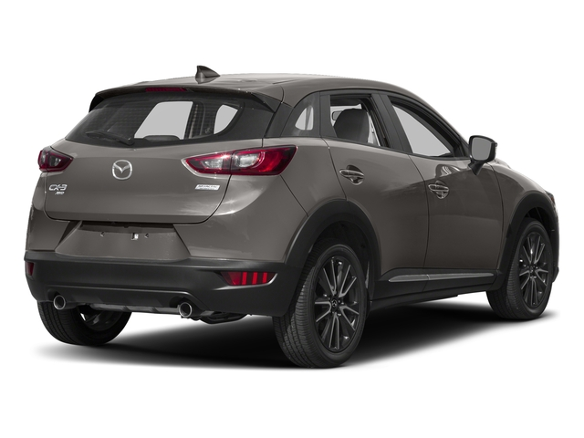 Titanium Flash Mica 2017 Mazda CX-3 Pictures CX-3 Utility 4D GT AWD I4 photos rear view