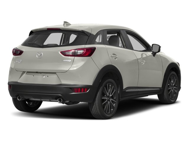 Ceramic Metallic 2017 Mazda CX-3 Pictures CX-3 Utility 4D GT AWD I4 photos rear view