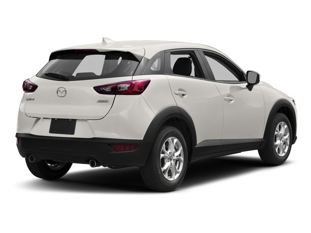 Crystal White Pearl Mica 2017 Mazda CX-3 Pictures CX-3 Utility 4D Sport 2WD I4 photos rear view