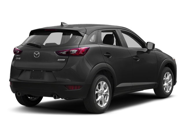 Meteor Gray Mica 2017 Mazda CX-3 Pictures CX-3 Utility 4D Sport 2WD I4 photos rear view
