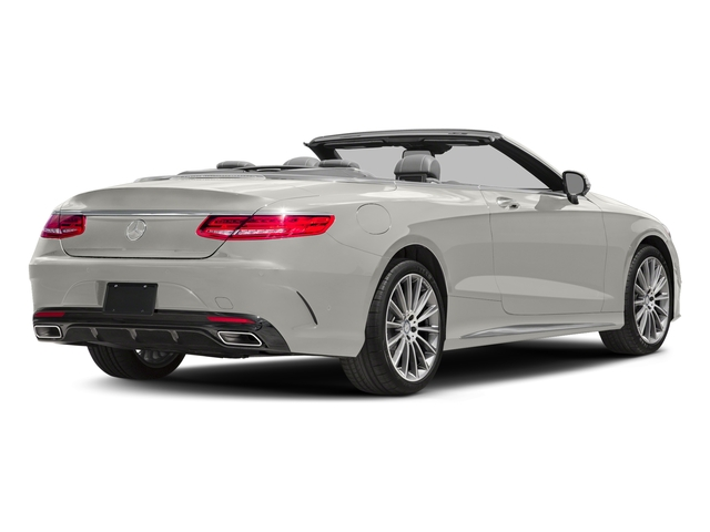 designo Magno Cashmere White (Matte Finish) 2017 Mercedes-Benz S-Class Pictures S-Class Convertible 2D S550 V8 Turbo photos rear view