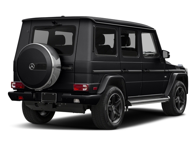 Black 2017 Mercedes-Benz G-Class Pictures G-Class 4 Door Utility 4Matic photos rear view