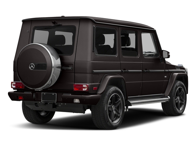 Desert Sand 2017 Mercedes-Benz G-Class Pictures G-Class 4 Door Utility 4Matic photos rear view