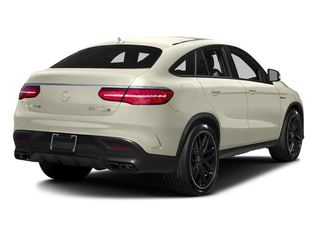 designo Diamond White Metallic 2017 Mercedes-Benz GLE Pictures GLE AMG GLE 63 S 4MATIC Coupe photos rear view