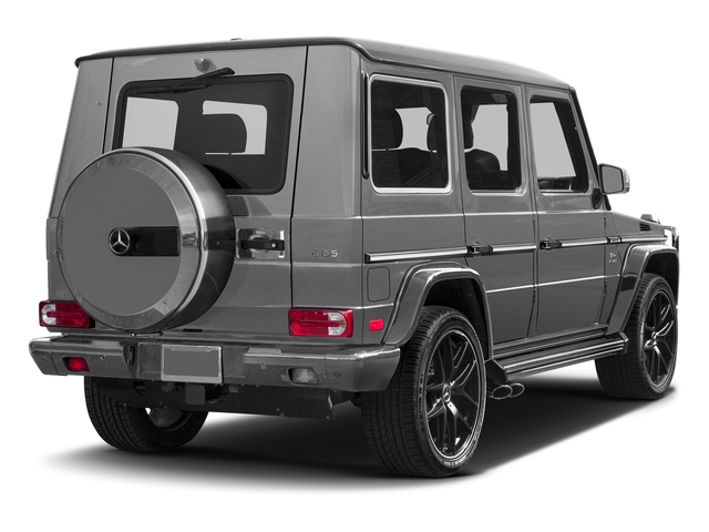 designo Allanite Grey Magno (Matte Finish) 2017 Mercedes-Benz G-Class Pictures G-Class 4 Door Utility 4Matic photos rear view