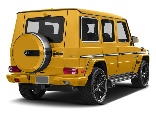 Solarbeam 2017 Mercedes-Benz G-Class Pictures G-Class 4 Door Utility 4Matic photos rear view