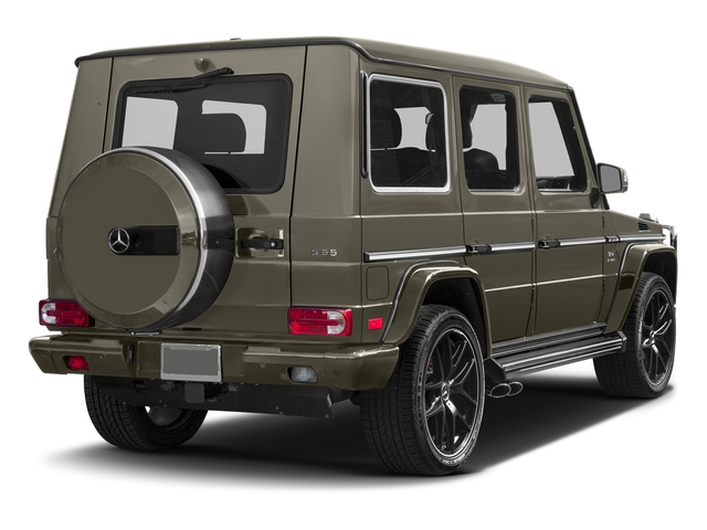 designo Sintered Bronze Magno (Matte Finish) 2017 Mercedes-Benz G-Class Pictures G-Class 4 Door Utility 4Matic photos rear view