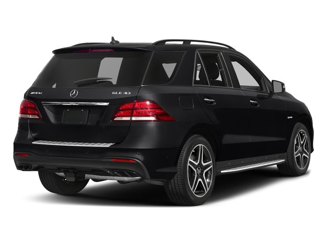 Black 2017 Mercedes-Benz GLE Pictures GLE AMG GLE 43 4MATIC SUV photos rear view