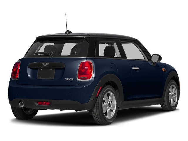 Deep Blue Metallic 2017 MINI Hardtop 2 Door Pictures Hardtop 2 Door Cooper FWD photos rear view