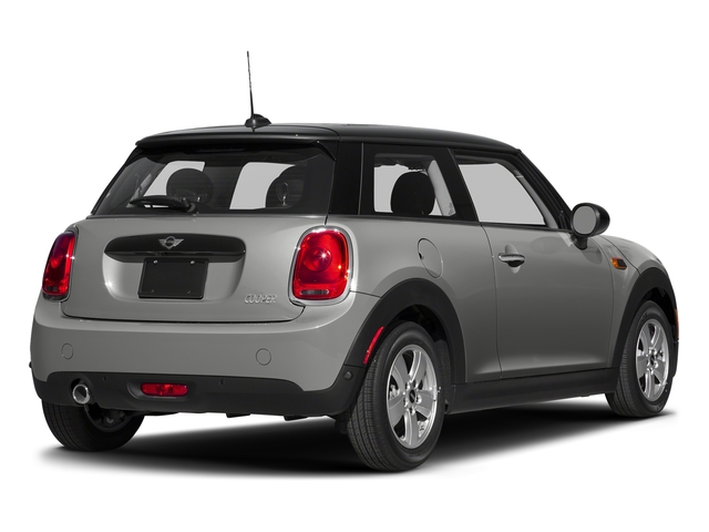Moonwalk Grey Metallic 2017 MINI Hardtop 2 Door Pictures Hardtop 2 Door Cooper FWD photos rear view