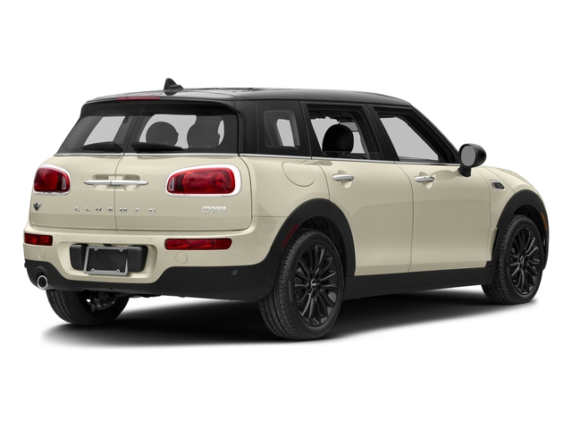 Pepper White 2017 MINI Clubman Pictures Clubman Wagon 4D Clubman I3 Turbo photos rear view