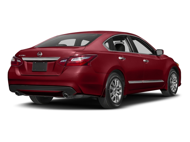 Cayenne Red 2017 Nissan Altima Pictures Altima 2.5 SV Sedan photos rear view