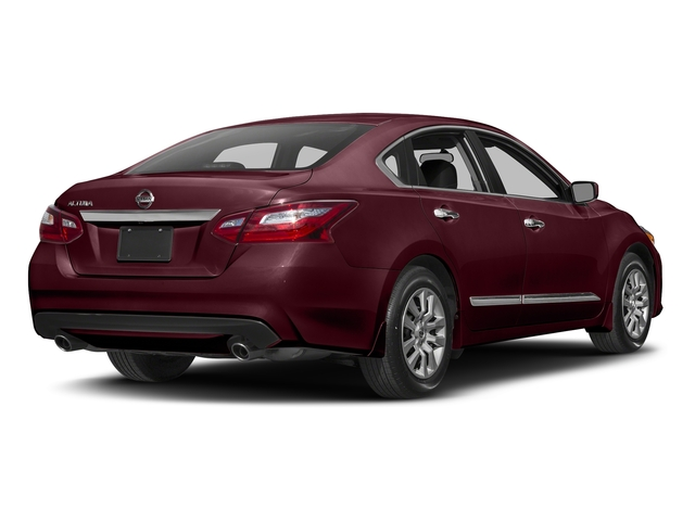 Palatial Ruby 2017 Nissan Altima Pictures Altima 2.5 SV Sedan photos rear view