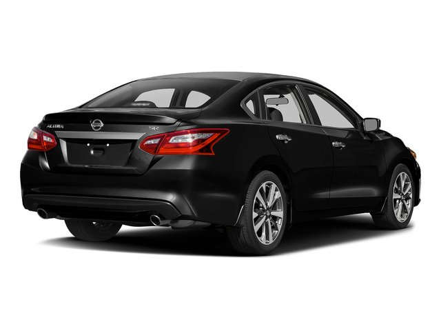 Super Black 2017 Nissan Altima Pictures 2 5 Sr Sedan Photos Rear View