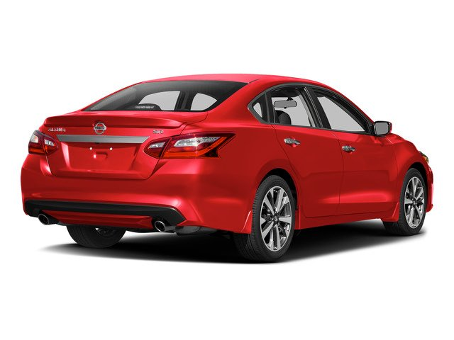Palatial Ruby 2017 Nissan Altima Pictures Altima Sedan 4D SR I4 photos rear view