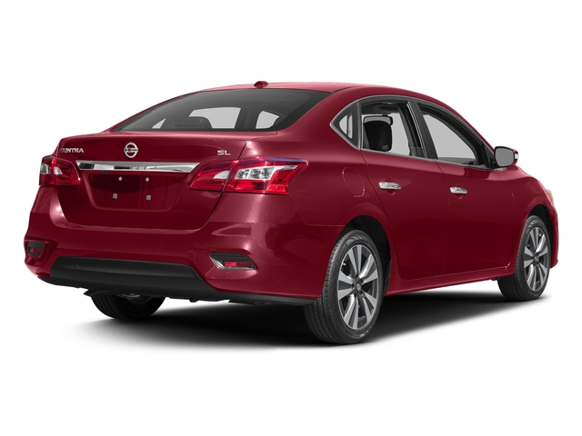 Red Alert 2017 Nissan Sentra Pictures Sentra Sedan 4D SL I4 photos rear view