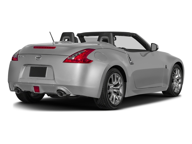 Brilliant Silver 2017 Nissan 370Z Pictures 370Z Roadster Touring Sport Auto photos rear view