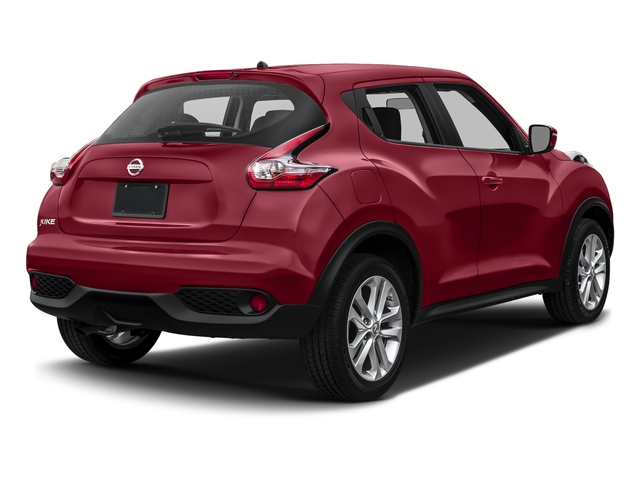 Red Alert 2017 Nissan JUKE Pictures JUKE Utility 4D S 2WD I4 Turbo photos rear view
