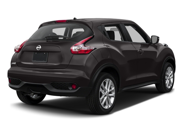 Bordeaux Black 2017 Nissan JUKE Pictures JUKE Utility 4D S 2WD I4 Turbo photos rear view