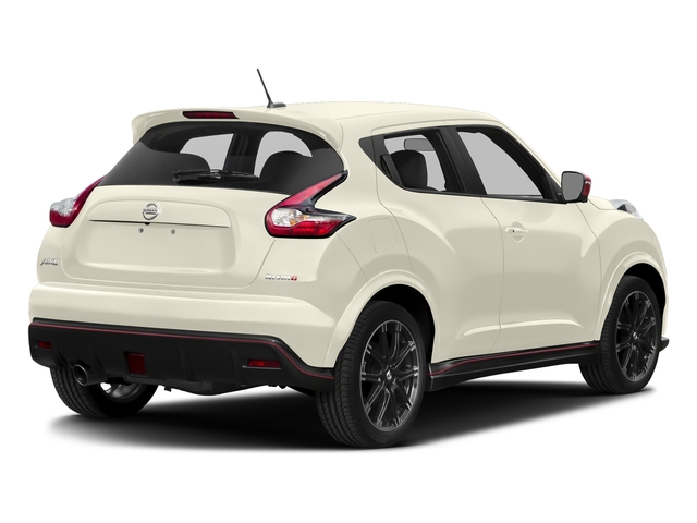 Pearl White 2017 Nissan JUKE Pictures JUKE FWD NISMO RS photos rear view