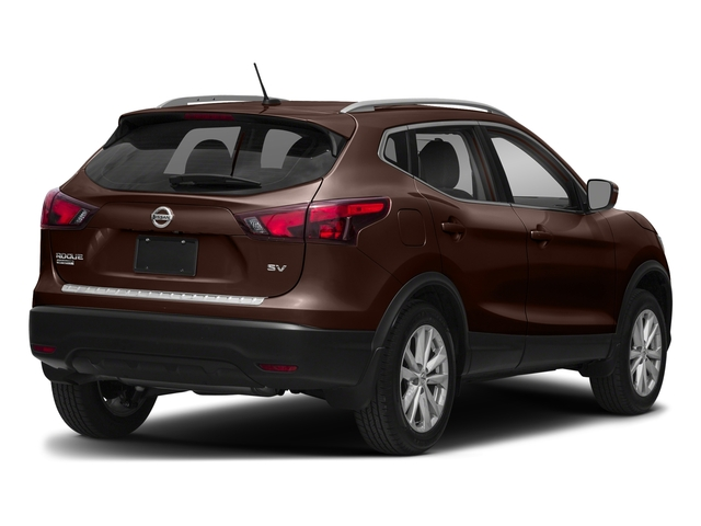 Mocha Almond 2017 Nissan Rogue Sport Pictures Rogue Sport Utility 4D S AWD photos rear view