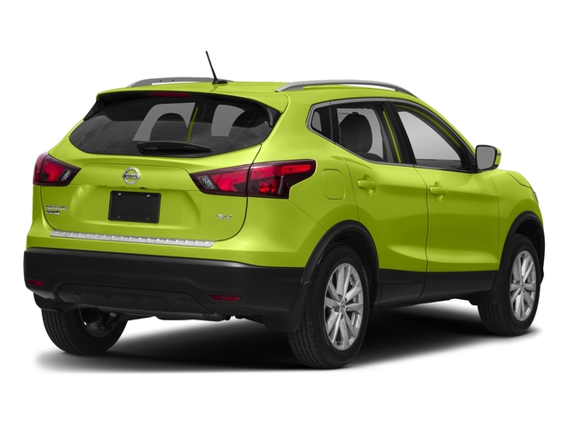 Nitro Lime 2017 Nissan Rogue Sport Pictures Rogue Sport Utility 4D S 2WD photos rear view