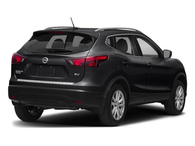 Magnetic Black 2017 Nissan Rogue Sport Pictures Rogue Sport Utility 4D S AWD photos rear view