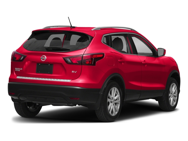 Palatial Ruby 2017 Nissan Rogue Sport Pictures Rogue Sport Utility 4D SV AWD photos rear view