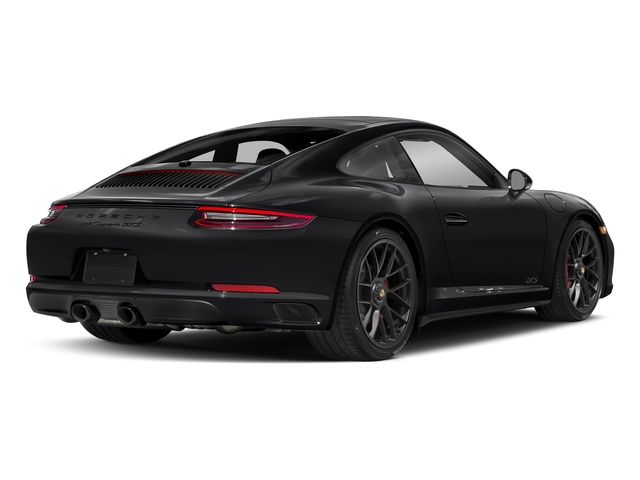 Black 2017 Porsche 911 Pictures 911 Carrera GTS Coupe photos rear view