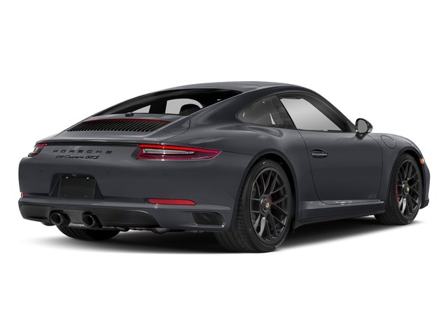 Graphite Blue Metallic 2017 Porsche 911 Pictures 911 Carrera GTS Coupe photos rear view