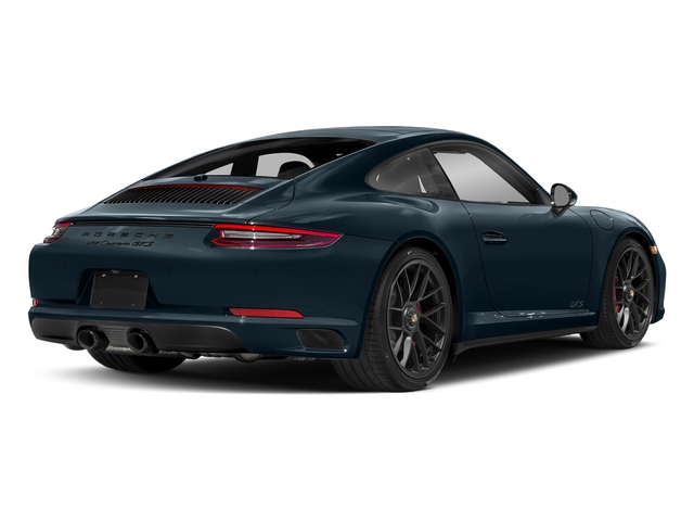 Night Blue Metallic 2017 Porsche 911 Pictures 911 Carrera GTS Coupe photos rear view
