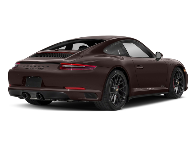 Mahogany Metallic 2017 Porsche 911 Pictures 911 Carrera GTS Coupe photos rear view