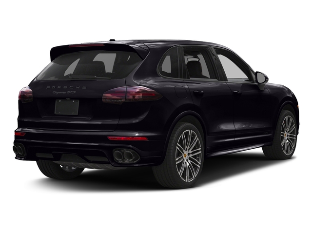 Purpurite Metallic 2017 Porsche Cayenne Pictures Cayenne Utility 4D GTS AWD V6 Turbo photos rear view