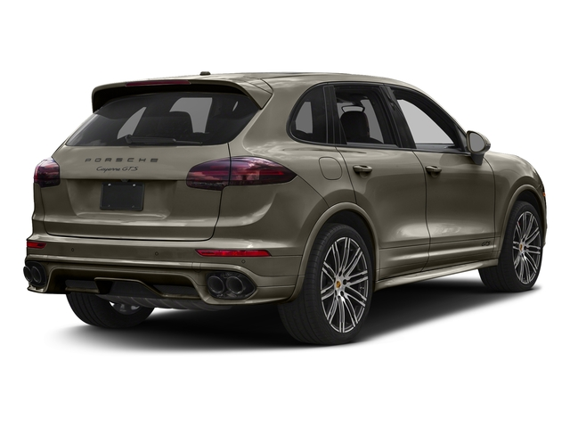 Palladium Metallic 2017 Porsche Cayenne Pictures Cayenne Utility 4D GTS AWD V6 Turbo photos rear view