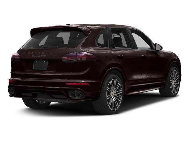 Mahogany Metallic 2017 Porsche Cayenne Pictures Cayenne Utility 4D GTS AWD V6 Turbo photos rear view