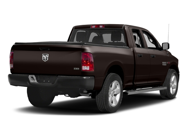 Luxury Brown Pearlcoat 2017 Ram Truck 1500 Pictures 1500 HFE 4x2 Quad Cab 6'4 Box photos rear view
