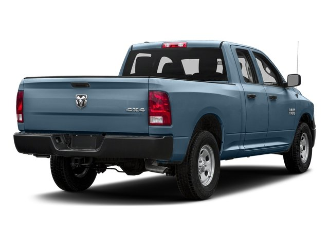 Robin Egg Blue 2017 Ram Truck 1500 Pictures 1500 Express 4x2 Quad Cab 6'4 Box photos rear view