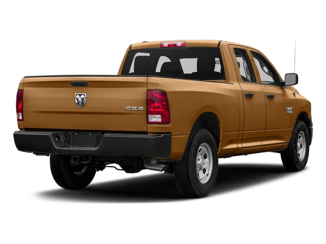 Power Tan 2017 Ram Truck 1500 Pictures 1500 Quad Cab Express 2WD photos rear view