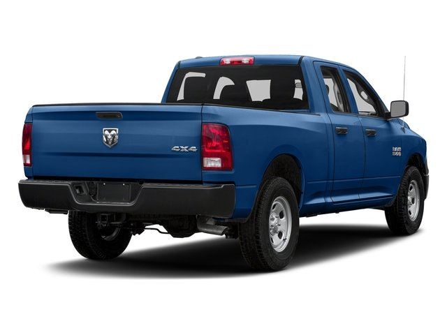 Blue Streak Pearlcoat 2017 Ram Truck 1500 Pictures 1500 Quad Cab Tradesman 2WD photos rear view
