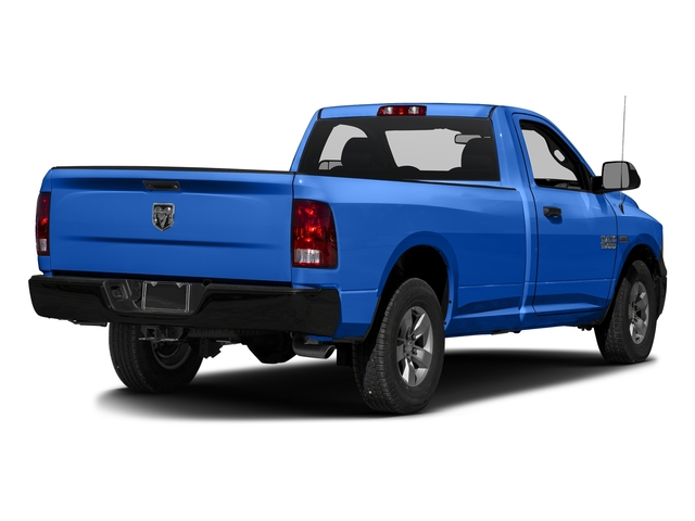 Holland Blue 2017 Ram Truck 1500 Pictures 1500 Lone Star 4x2 Regular Cab 6'4 Box photos rear view
