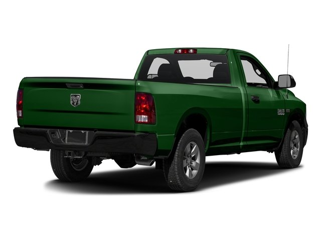 Tree Green 2017 Ram Truck 1500 Pictures 1500 Lone Star 4x2 Regular Cab 6'4 Box photos rear view